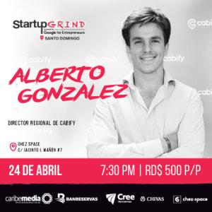 Alberto Gonzalez, Country Manager de Cabify: liderando el futuro del transporte en RD