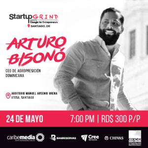 Arturo Bisonó: Fusionando la agricultura con la tecnología de punta