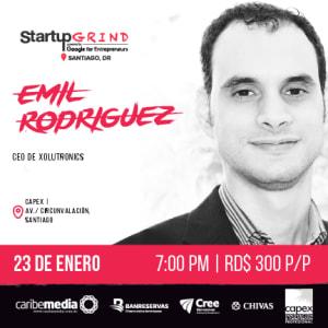 Cómo conquistar Kickstarter, con Emil Rodriguez de Xolutronics (Passfort)