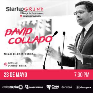 David Collado: Emprendimiento cívico, tu próximo reto