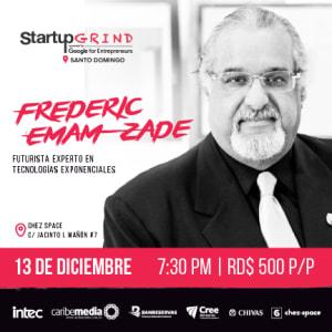 Frederic Emam-Zade: Las tecnologías exponenciales y la singularidad tecnológica