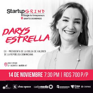 Darys Estrella, una triunfadora dulcemente audaz