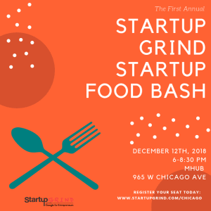 The First Annual Chicago Startup Food Bash