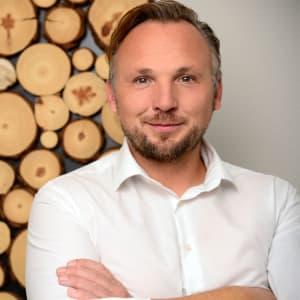 Stefan Lemcke, Gründer & Geschäftsführer (Ankerkraut)
