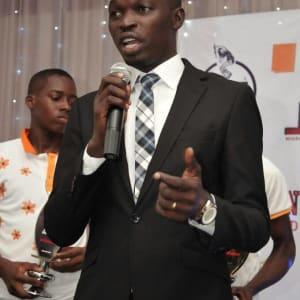 StartupGrind Benin host (Funding Your Business/IDEAS) With Stephen Osawaru