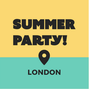 London Summer Party: The Future of Property Tech!