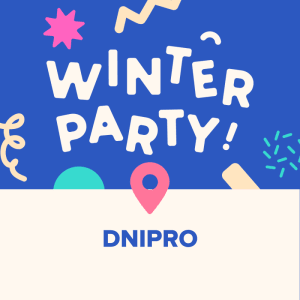 Winter Party 2019 Startup Grind Dnipro