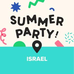 Startup Grind Israel Summer Party 2019