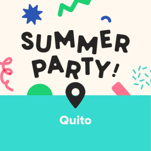 Summer Party Meetup: Inspiration + Networking