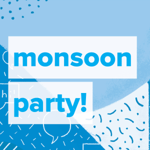 MONSOON PARTY- EXCLUSIVE INVITE ONLY (IN ASSOCIATION WITH ODDUP)