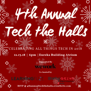 Tech The Halls - Holiday Party