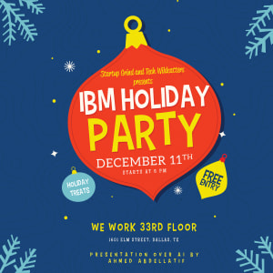 IBM Holiday Party