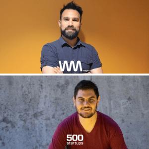 Santiago Zavala / Gabriel Charles (500 Startups / Wayra)