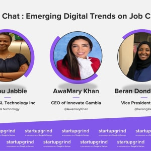 FireSide Chat : Emerging Digital trends for Job Creations