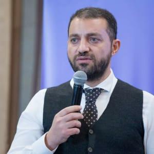 Startup Grind Hosts Vahan Kerobyan (Menu.am/Menu Group)