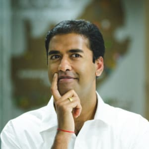 Fireside chat with Vinu Nair the Co-Founder & CEO @ Devlint talking Software Development