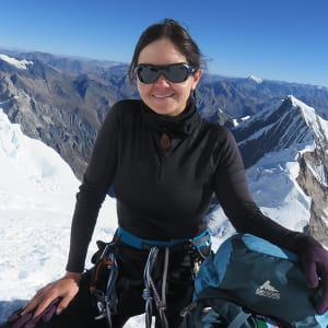Viridiana Álvarez (Mujeres en la cima)