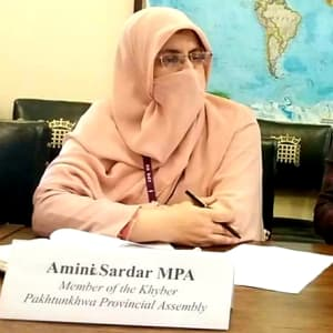 Failures, Fortunes & Success; In Converstation with Ms. Amna Sardar Ex MPA, Social Activist