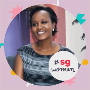 Fireside Chat with Shivon Byamukama #SGWomen 2019