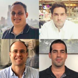 FireSide Chat Silicon Valley Experience. 4 fundadores de startups nos cuentan cómo su experiencia en Silicon Valley les ayudó a escalar