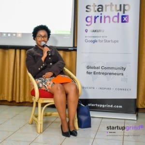 Astine Muchiri CEO and Founder Mvua Heritage