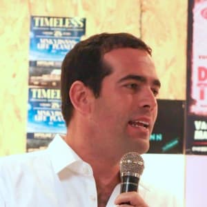 Levantamiento de Capital para Startups FireSide Chat con Jorge Gerlain y Daniel Andraus de Vanana