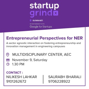 Discussing the North East Indian entrepreneurial ecosystem