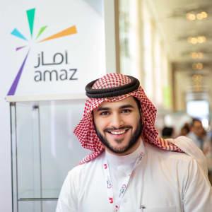 أحمد المحيسني ( مؤسس أماز )   الاختيار والمنافسة في السوق القادم