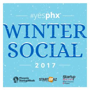 #yesphx Winter Social