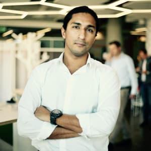Meet the Investor - Zachariah George (Startup Bootcamp / Cactus Advisors)