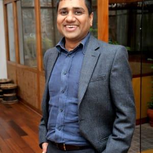Ambarish Gupta (Knowlarity Communications)