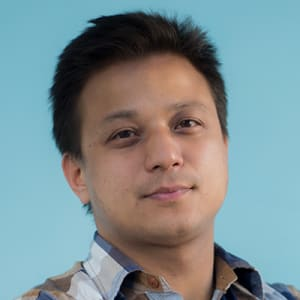 Ashish Shrestha - Co-Founder, HoneyGuide Apps