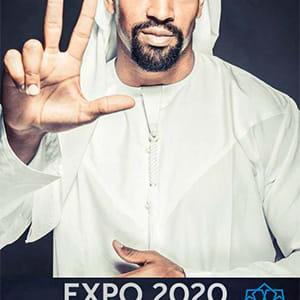 Ben Ouattara (Expo2020 Ambassador & CEO Beyond Films)