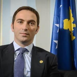 Blerand Stavileci (Minister)