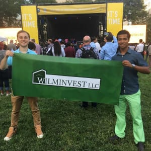 Bryce Fender and Joel Amin (WilmInvest, LLC)