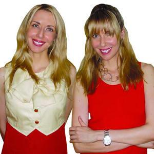 Caroline & Melissa Shawyer (The PR Group)