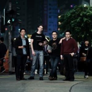 Casey Lau, Gene Soo and Jon Buford (Startups HK)