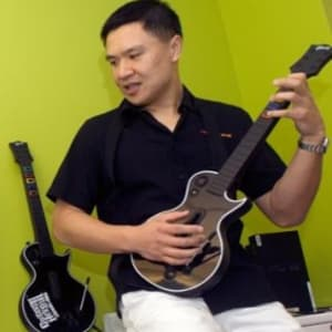 Charles Huang (RedOctane, Guitar Hero)