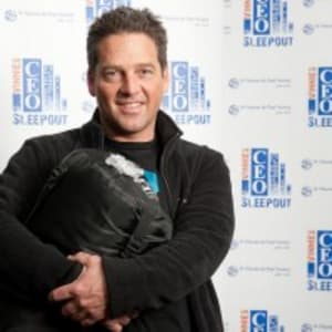 Chris Ridd (CEO of Xero.com)