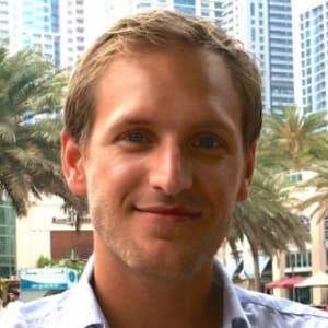 Co-Founder BENJAMIN DE TERSSAC (Carpool Arabia)