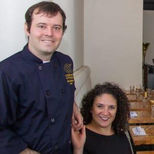 Food & family: starting a restaurant business with Natalie & Jack Skilliter (Corner Kitchen)