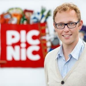Startup Grind Amsterdam hosts Daniel Gebler (CTO & Co-founder of Picnic)