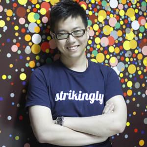 David Chen (Strikingly)