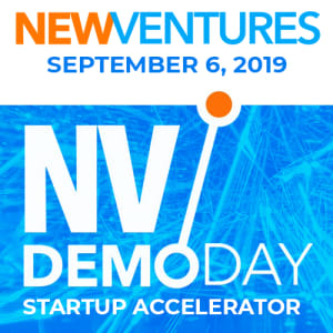 Startup Demo Day - September 6