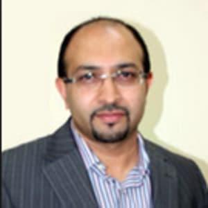 Dr. Aleem Mirza (Dubai Healthcare City)