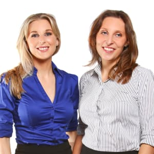 Moira Johnston & Nicky Rosin (EventRoom)