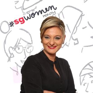 #SGWomen a Teramo con Tiziana Di Sante   Fireside Chat & Aperitivo