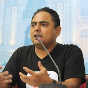 Federico Lara (Bongo International)