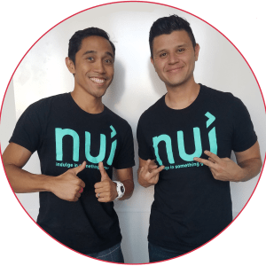 Kristoffer & Victor Co-Founders of Nui