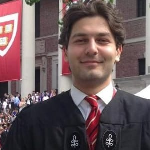 Georgian Harvard Graduate Pioneering Artificial Intelligence, Fireside Chat with Archil Cheishvili